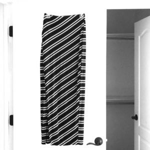 WHBM black and white maxi